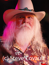 Leon Russell at the 4th & B - (C) 2006 Steve Covault