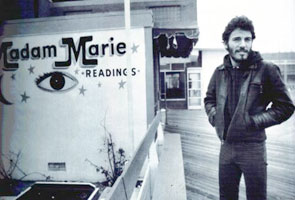 Bruce Springsteen at Madam_Marie's